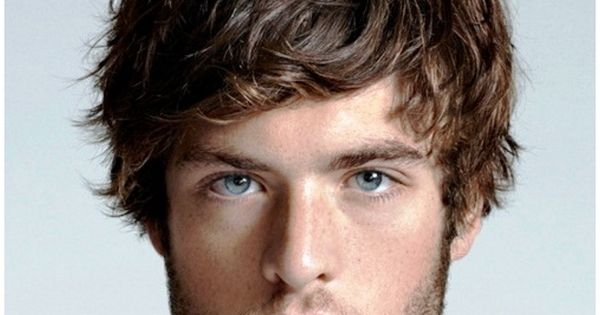 how to style curly hair when medium haircuts for guys with bangs common medium 3704