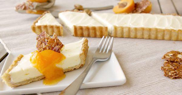 Mascarpone, Tarts and Crusts on Pinterest