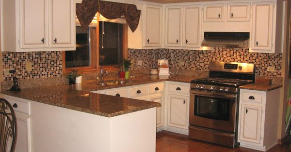 Remodeling small 90 39 s kitchenn kitchen update on a for Kitchen upgrades on a budget