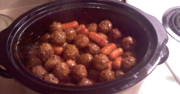 Quick And Easy Appatizer Farm Rich Meatballs And Little