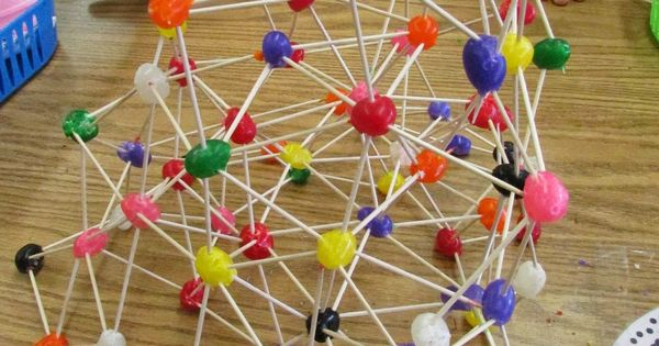 Growing a STEM Classroom: Geodesic Domes with Jelly Beans ...