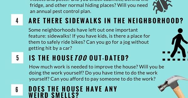 10 Questions You MUST Ask Before Buy A Home
