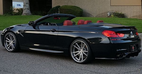 Tuning Supreme Power Bmw M6 Cabrio Www Icarreview Com Bmw M6