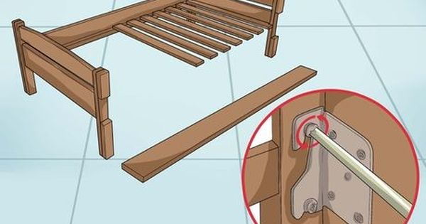 Fix A Squeaking Bed Frame Bed Frame How To Make Bed Make Your Bed