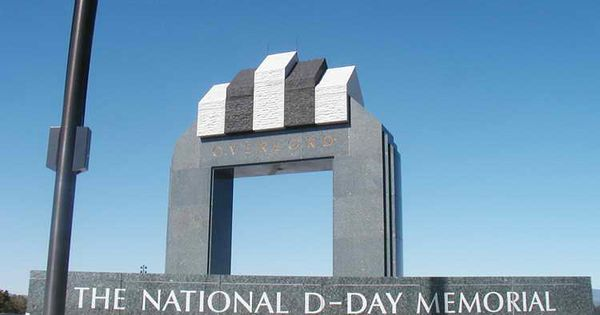 national d-day memorial facts