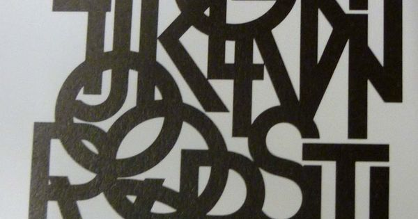 Image detail for -mannersly.: 21/01...St Bride Library and Herb Lubalin