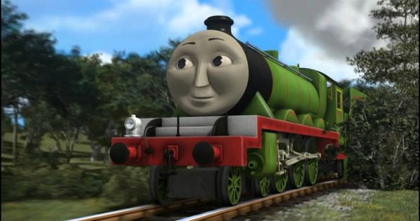 Who S That Engine Henry Thomas The Tank Engine Engineering Thomas And Friends
