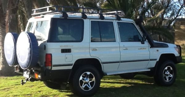 King Of The Road Ultimate Australian 4wd Rental Toyota Land Cruiser Land Cruiser Toyota