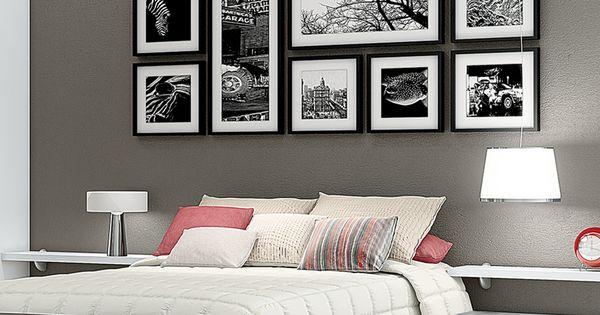 28 creative graduation caps cuadro en la pared este soy - Combinacion de colores en paredes ...