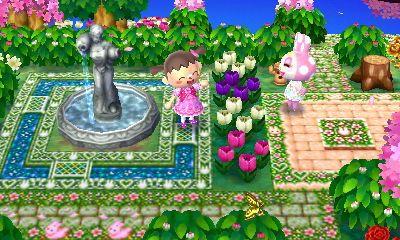 どうぶつ 桜の 木 の 森 あつまれ