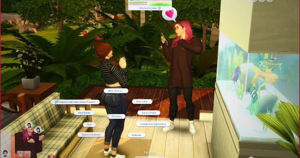Mod The Sims Be Romantic By Manderz0630 Sims 4 Downloads Sims 4 Woohoo Mod Sims 4 Sims