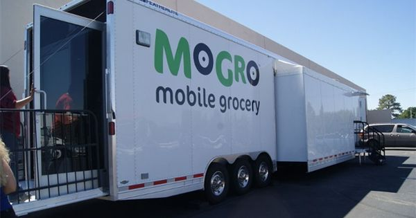 Mogro Is A Mobile Grocery Store Not A Food Pantry On