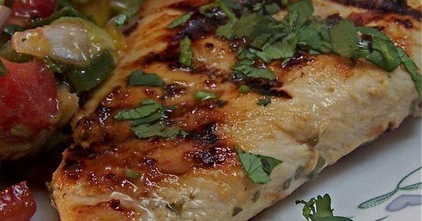 Honey Marinated Grilled Chicken | Recipe | Marinated Grilled Chicken ...