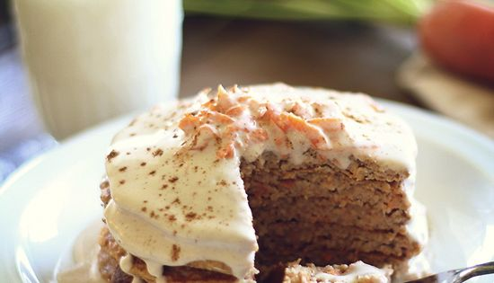 Carrot Cake Pancakes and other protein pancake recipes