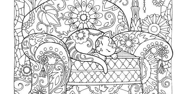 Dover Publications Creative Haven Creative Cats Coloring