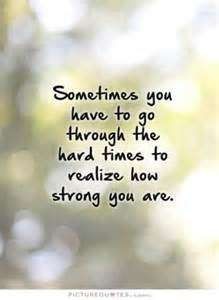 Quotes About Hard Times