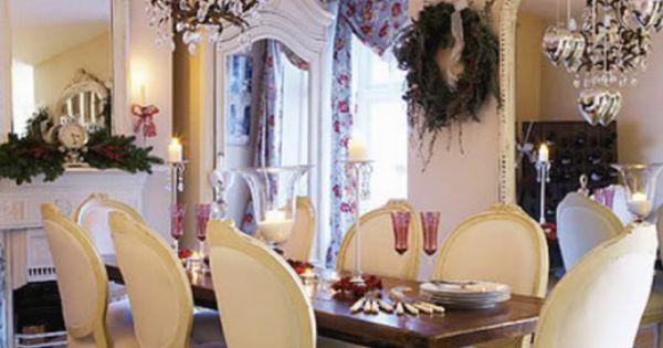 Everything fabulous christmas decor decoracion del for Decoracion del hogar en navidad