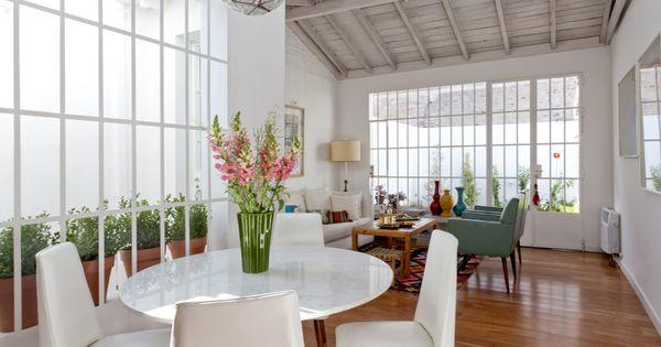 Una casa fresca y llena de gracia antigua for Artigiani piani casa fresca