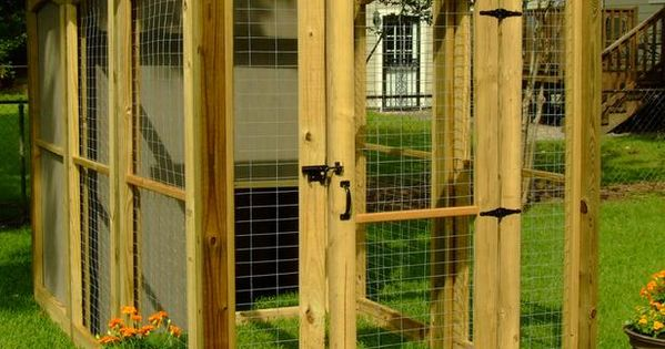 How To Build a Dog Run With Attached Doghouse | DIYNetwork.com, well