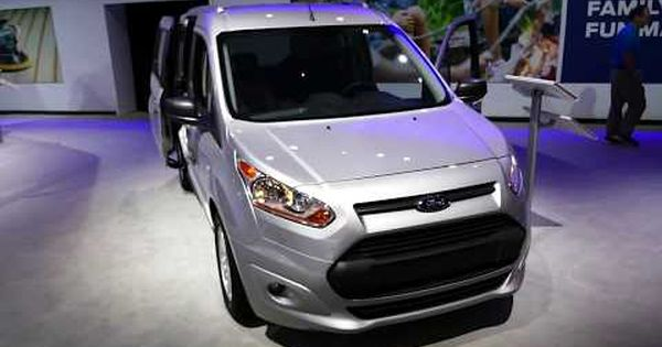 26 New 2018 Ford Transit Connect Wagon Xlt Swb Exterior