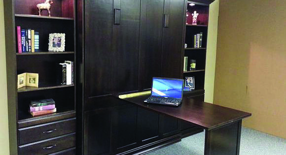 8 Loft Bedroom Ideas For Your Tiny Bed Room Murphy Bed Desk