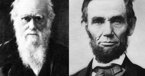 Abe Lincoln And Charles Darwin Were Both Born On The Same Day Feb