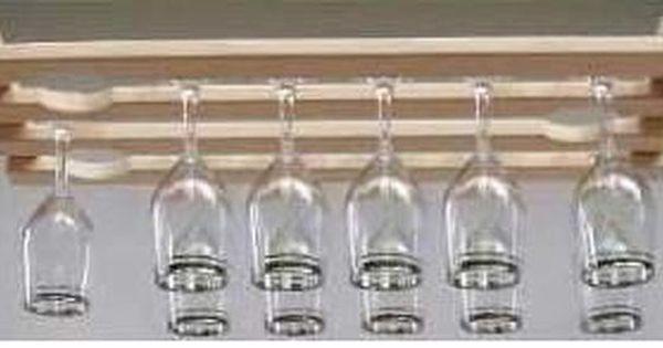 Cómo Hacer Sostenedores De Copas De Vino De Madera Estante De Copas De Vino Estantería Para Copas De Vino Copas De Vino