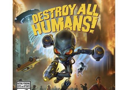 Destroy All Humans Thq Nordic Playstation 4 811994022189 Walmart Com In 2020 Xbox One Xbox Destroyed