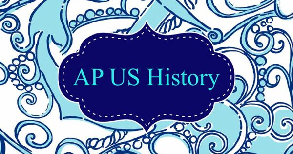 ap us history cover