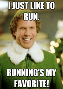 10 Best Running Memes Christmas Memes Funny Movie Quotes Buddy The Elf