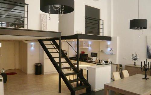 24 id es de mezzanines pour votre loft mezzanine id e mezzanine et loft industriel for Idee mezzanine