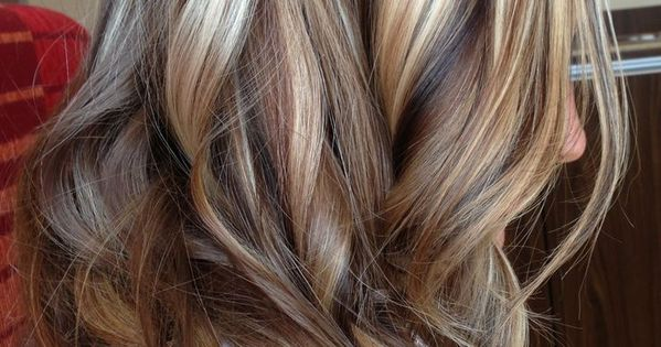 Short Dark Hairstyles With Blonde Highlights Fashion