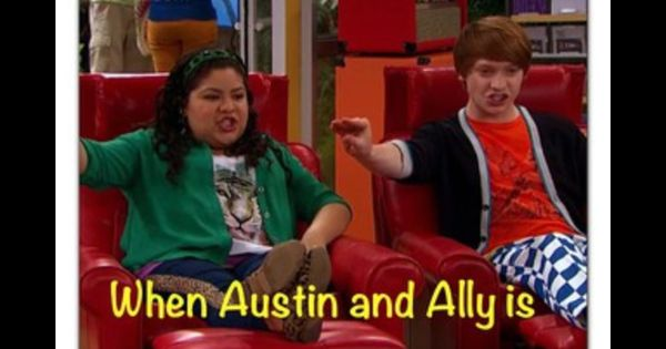 austin and ally my crush is dating