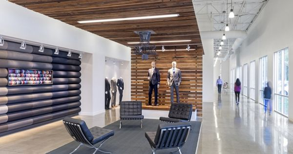 Men S Wearhouse Offices By Gensler Fremont California Retail Design Blog Office Design