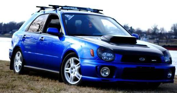 2002 Subaru Bugeye WRX Impreza Wagon AUTO Pinterest