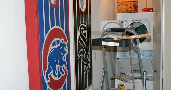 How To Hang Corn Hole Boards Clean Amp Organized