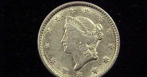 1851 Liberty Head 1 Gold Coin Great Collectors Piece Lqqk Ebay Gold Bullion Coins Coins Gold Coins