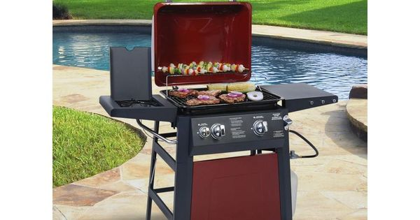 Brinkmann Ranger 2 Burner Propane Gas Grill 810 4220 S At