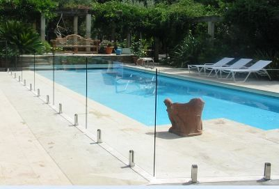 How Glass Pool Fencing Can Make Your Pool Safer Glass Pool Glass Pool Fencing Pool Fence
