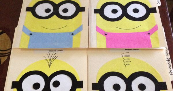 Classroom Decoration Preeschool ~ Expedientes para mis niños trabajito pinterest