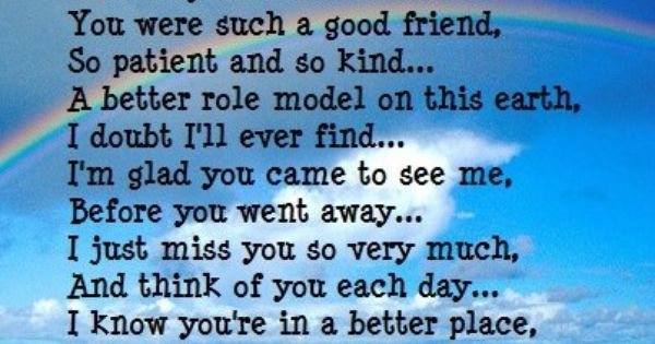 Missing you   Inspirat...