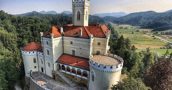 Trakoscan Castle Croatia Castle Croatia Tours Croatia