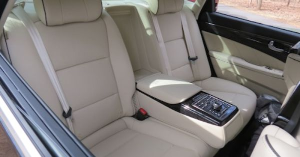 Living Large With The Hyundai Equus Ultimate High End Cars