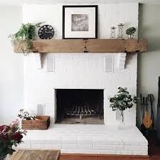 Related Image Brick Fireplace Makeover White Brick Fireplace Painted Brick Fireplaces