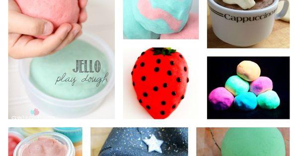 20 Homemade Playdough Recipes - our ultimate FAVOURITE recipes on the net!