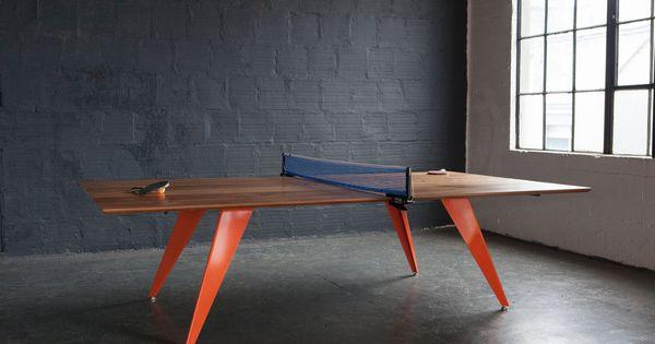 tgm ping pong/conference table | lábak, Attraktive mobel