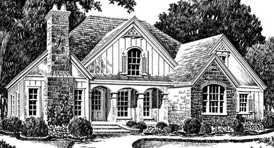 Sara S Place Southern Avenues Southern Living House Plans 3221 Sq Ft 3 Bedrooms On Southern Living House Plans French Country House Plans Ranch House Plans