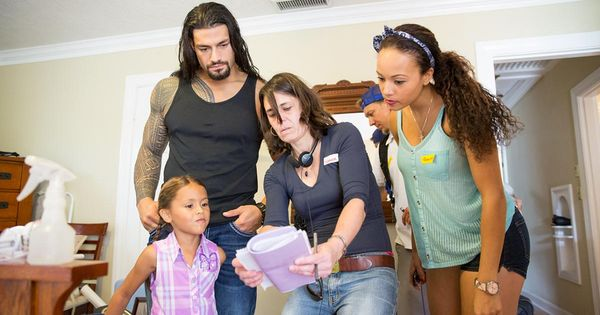 Roman Reigns like you've never seen him before: photos | Roman Reigns ...
