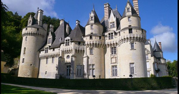 Chateau Usse The Castle That Inspired Charles Perrault S Sleeping