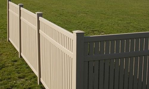 Can Vinyl Fence Post Be Installed Over Existing Metal Post Pvc